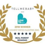 2018 Tell Me Baby Winner Swaddle UP