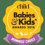 SC Babies & Kids' Award Mummies' Choice Logo