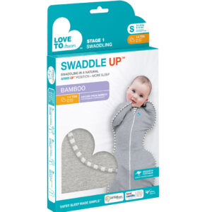 Love To Dream swaddle up slaapzak verpakking stage 1