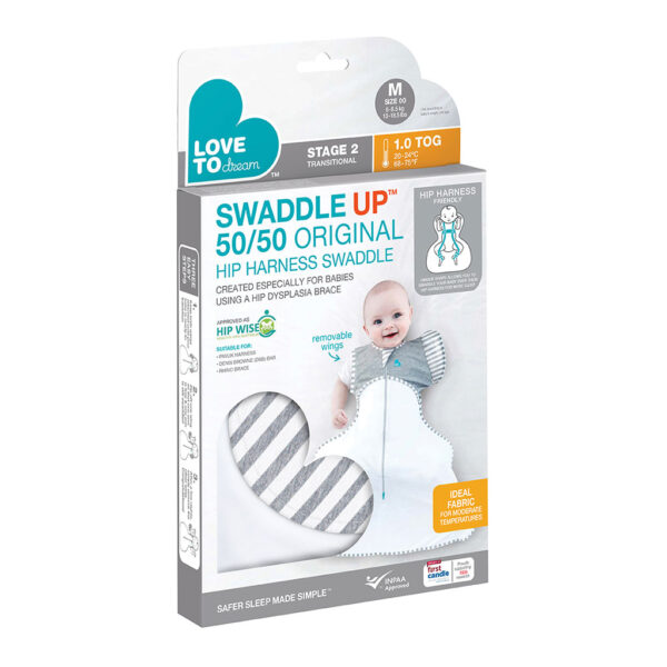 Love To Dream swaddle up 50/50 original verpakking