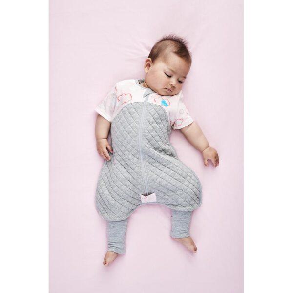 Love to dream slaapzak roze 3