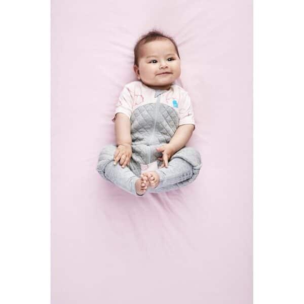 Love to dream slaapzak roze 2